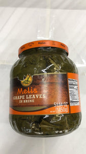 Melis Grape Leaves In Brine - 1450gm - Daily Fresh Grocery