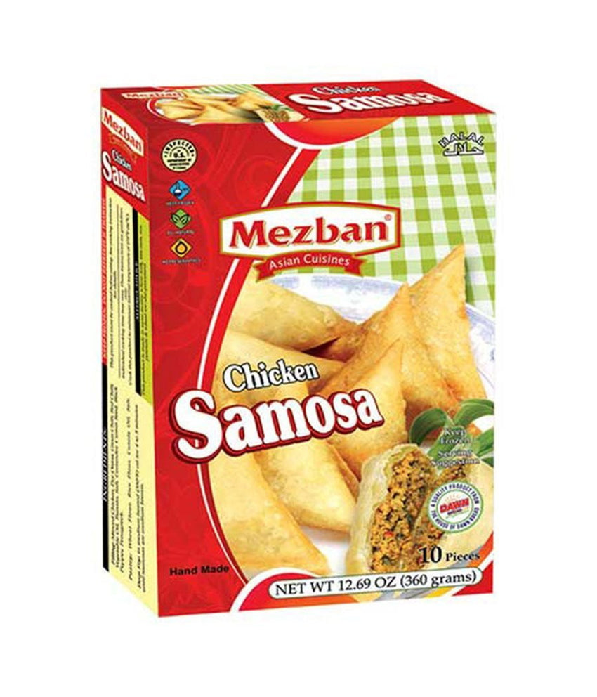Mezban Chicken Samosa - Daily Fresh Grocery