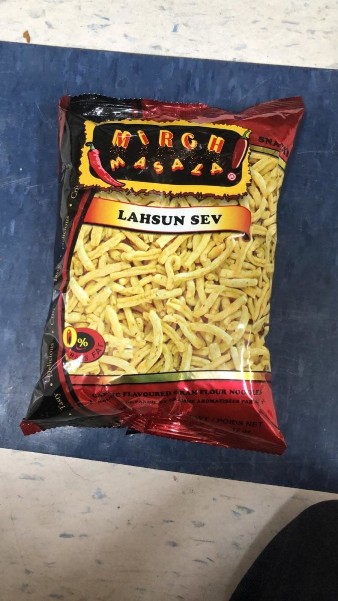 Mirch Masala Lahsun  Sev - 12 oz - Daily Fresh Grocery