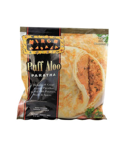 Mirch Masala Puff Aloo Paratha - 250 Gm - Daily Fresh Grocery