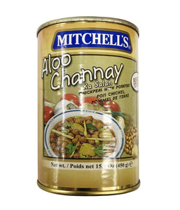 Mitchell's Aloo Channay ka salan 450g - Daily Fresh Grocery