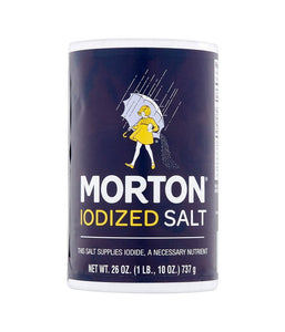 Morton Iodized Salt 1 lb - Daily Fresh Grocery