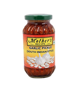 Mother's Recipe Garlic Pickle (South Indian Style) 300 gm - Daily Fresh Grocery