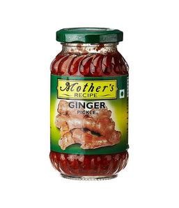 Mother's Recipe Ginger Pickle 300 gm - Daily Fresh Grocery