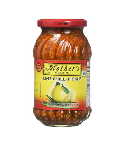 Mother's Recipe Lime Chilli Pickle 500 gm - Daily Fresh Grocery