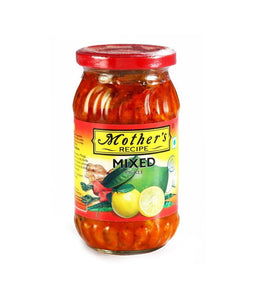 Mothers Recipe Mixed Pickle South Indian Style 300 gm - Daily Fresh Grocery