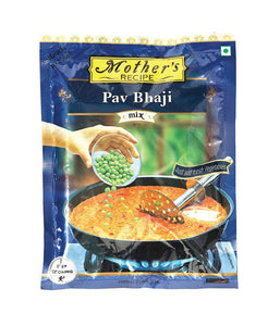 Mother's Recipe Pav Bhaji Mix Masala 100 gm - Daily Fresh Grocery
