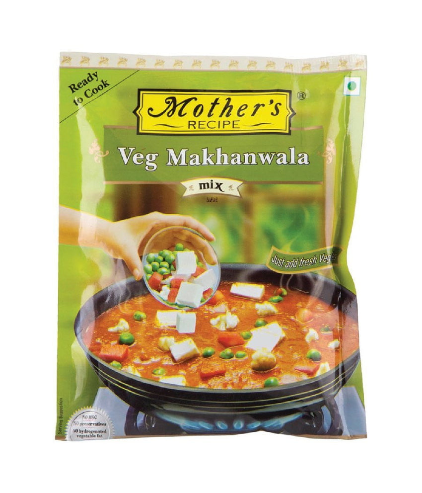 Mother's Recipe Veg Makhanwala Mix 75 gm - Daily Fresh Grocery