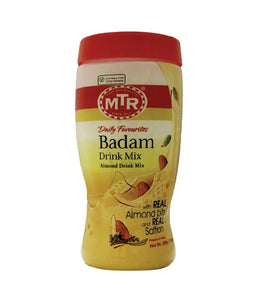 MTR Badam Drink Mix 17.80 oz / 505 gram - Daily Fresh Grocery