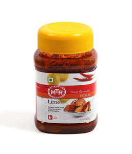 MTR Lime Pickle 300 gm - Daily Fresh Grocery
