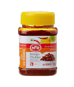 MTR Mango Thokku Pickle 300 gm - Daily Fresh Grocery