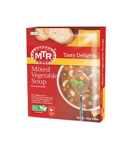 MTR Mixed Veg Soup Mix 250 gm - Daily Fresh Grocery