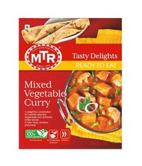 MTR Mixed Vegetable Curry (READY TO EAT) - 300 Gm - Daily Fresh Grocery