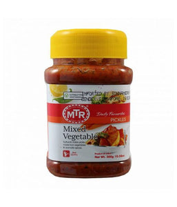 MTR Mixed Vegetable Pickle 300 gm - Daily Fresh Grocery