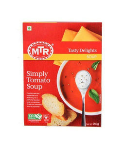 MTR Simply Tomato Soup 250 gm - Daily Fresh Grocery