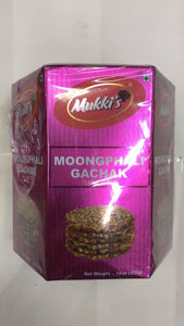 Mukki's Moongphali Gachak Peanut Brittle - 400gm - Daily Fresh Grocery