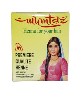 Mumtaz Henna Powder 100 gm - Daily Fresh Grocery