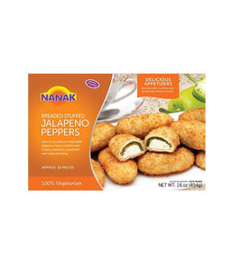 Nanak Breaded Stuffed Jalapeno Peppers - Daily Fresh Grocery