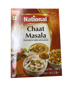 National Chaat Masala - 100gm - Daily Fresh Grocery