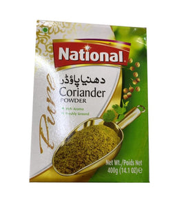 National Coriander Powder - 400gm - Daily Fresh Grocery