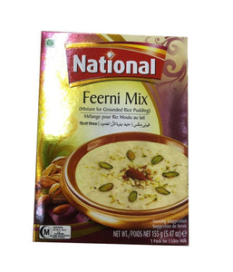 National Feerni Mix (Mixture For Grounded Rice Pudding) - 155 gm - Daily Fresh Grocery