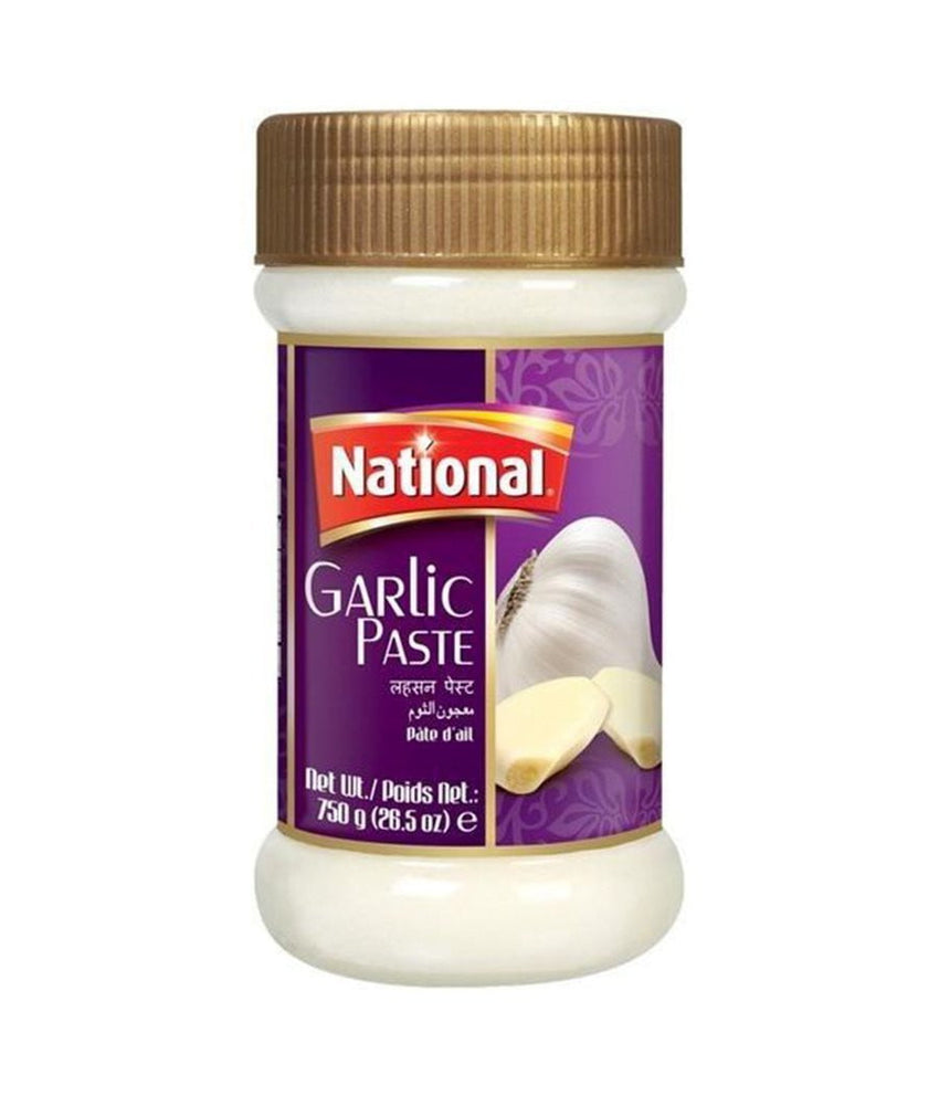 National Garlic Paste 750 Grams (26.5 OZ) - Daily Fresh Grocery