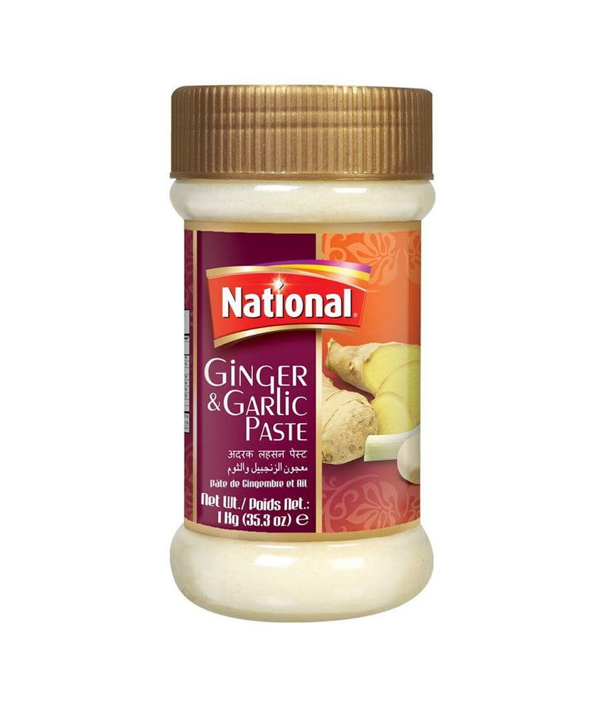 National Ginger and Garlic Paster 750 Gms - Daily Fresh Grocery
