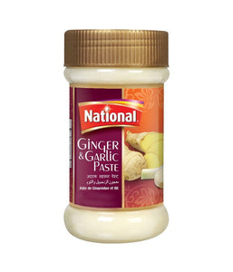National Ginger & Garlic Paste 750 Grams - Daily Fresh Grocery