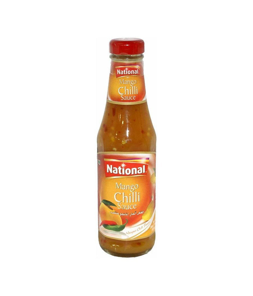 National Mango Chilli Sauce 10.6 oz / 300 gram - Daily Fresh Grocery