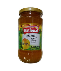 National Mango Spread - 440 Gm - Daily Fresh Grocery