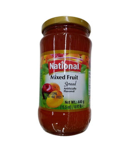 National Mixed Fruit Spread - 440 Gm - Daily Fresh Grocery
