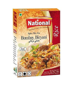 National Spice Mix for Bombay Biryani 45 gm - Daily Fresh Grocery
