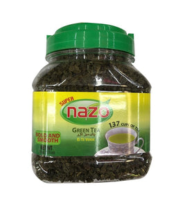 Nazo Green Tea - 137 Cups of Tea - Daily Fresh Grocery