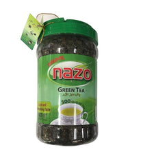 Nazo Green Tea - 300 Cups of Tea - Daily Fresh Grocery