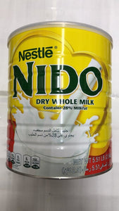 Neslte Nido Dry Whole Milk - 2.5kg - Daily Fresh Grocery
