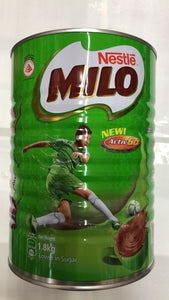 Nestle Milo New Activ-Go - 1.8kg - Daily Fresh Grocery