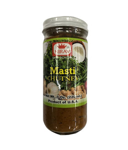 Nirav Masti Chutney - 7 oz - Daily Fresh Grocery
