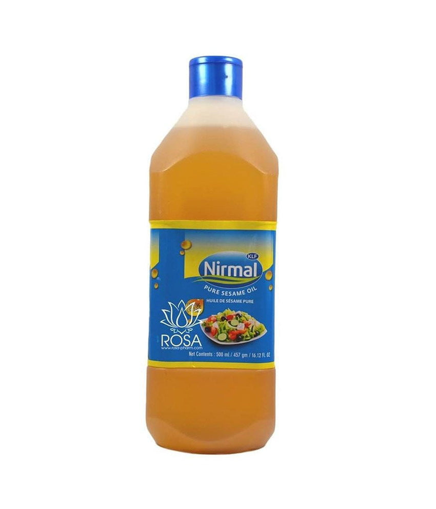Nirmal Sesame Oil 1 ltr - Daily Fresh Grocery
