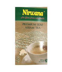 Nirwana Premium Leaf Assam Tea - 15.8 oz - Daily Fresh Grocery