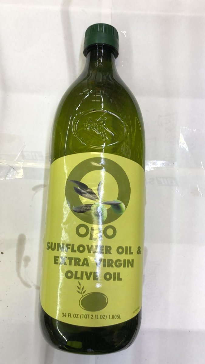 Olio Sunflower Oil Extra Virgin Olive oil - 1.005 Ltr - Daily Fresh Grocery