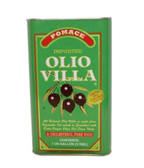 Olio Villa Blended Pomace Oil - 3.785 Ltr - Daily Fresh Grocery