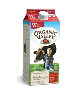 Organic Valley Whole Milk (Organic) - 1.89 Ltr - Daily Fresh Grocery