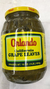 Orlando California Grape Leaves - 454gm - Daily Fresh Grocery