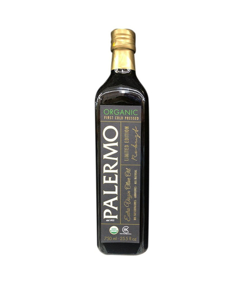 Palermo Organic Extra Virgin Olive Oil - 750ml - Daily Fresh Grocery