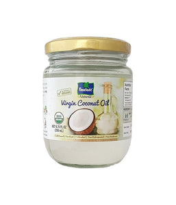 Parachute Virgin Coconut Oil (Organic) 200 ml - Daily Fresh Grocery