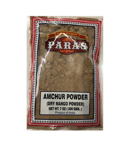 Paras Amchur Powder (Dry Mango Powder) - 200 Gm - Daily Fresh Grocery