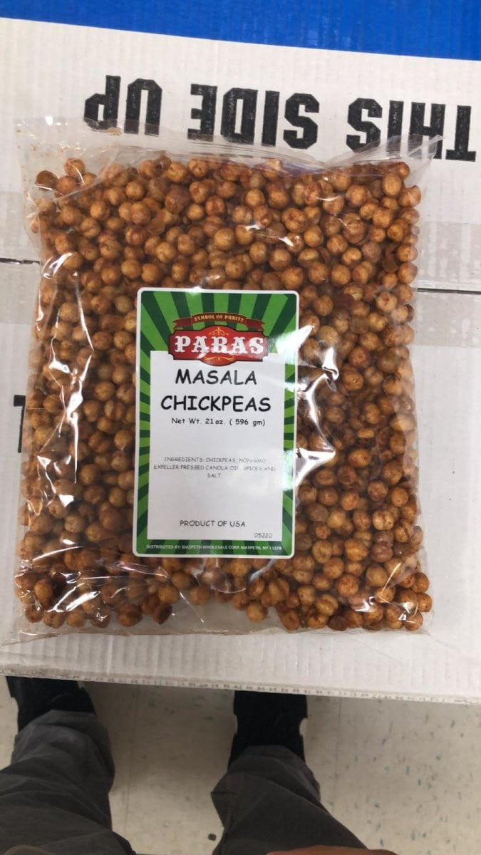Paras Masala Chickpeas -596 Gm - Daily Fresh Grocery