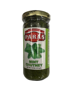 Paras Mint Chutney - 7.5 oz - Daily Fresh Grocery