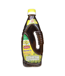 Paras Mustard Oil - 1 Ltr - Daily Fresh Grocery
