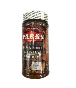 Paras Tamarind & Dates Chutney - 6 FL. oz - Daily Fresh Grocery